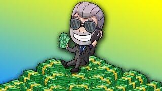 JAK ZOSTAĆ MILIONEREM?!? I Idle Miner Tycoon