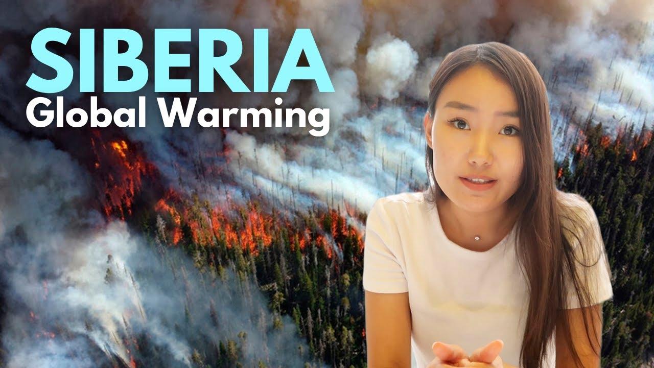 YAKUTIA, SIBERIA: Global Warming & Melting Permafrost