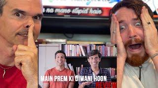 Pretentious Movie Reviews | MOST ACTING EVER - Main Prem Ki Diwani Hoon | REACTION!!