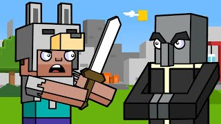 Block Squad: Dungeons | Minecraft Animation (All Episodes)