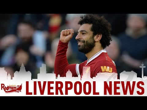 Liverpool To Open Talks With Mo Salah | #LFC Daily News LIVE