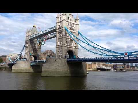 Panorama - London Bridge & The Shard & Tower of London