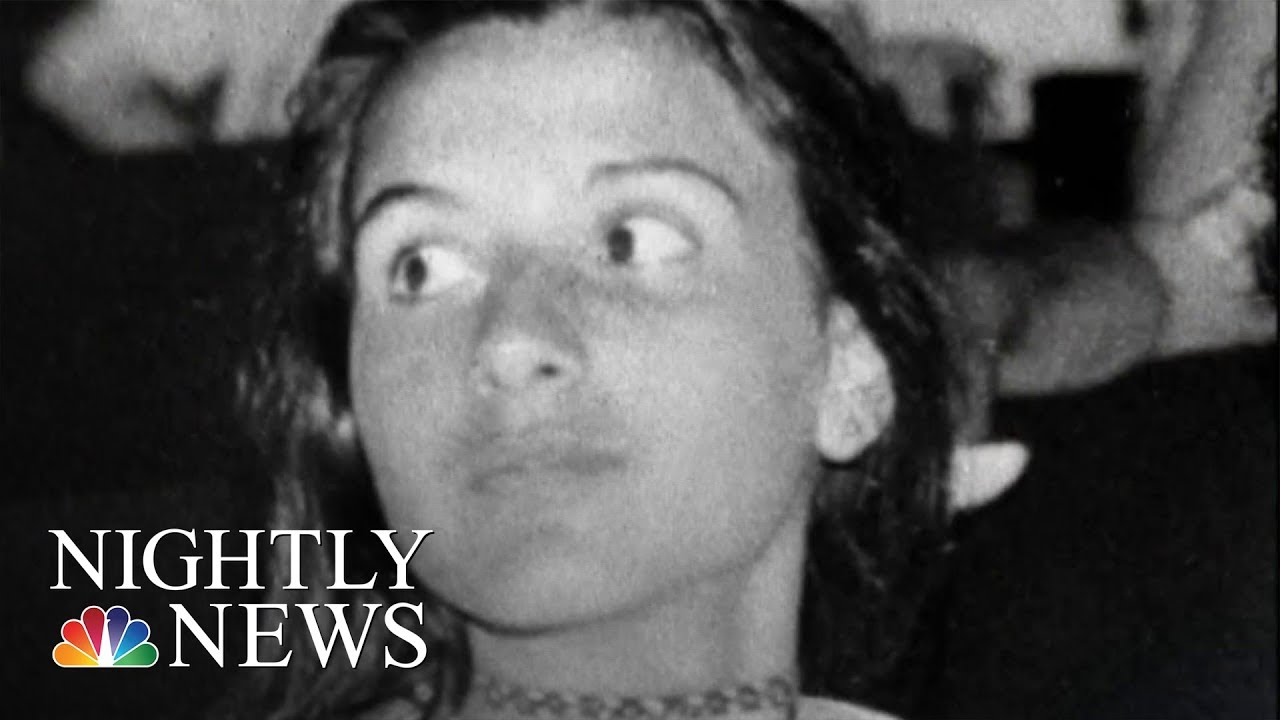 Vatican Recovers Bones In Bid To Solve Mystery Of Teen Girl Missing Since 1983 | NBC Nightly News