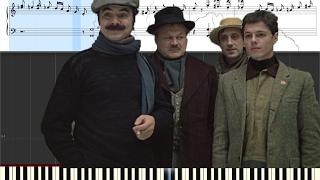 """""""Старый рояль"""" из фильма """"Мы из джаза"""". Пианино уроки."""