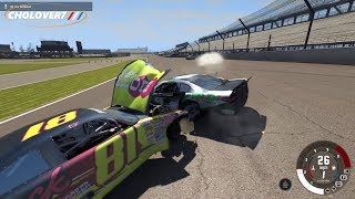 2018 Racing Game Crashes #02 PURE SOUND