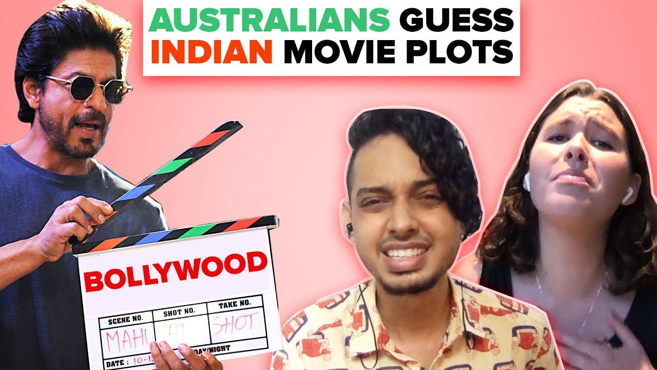 Australians Guess Bollywood Movie Plots   BuzzFeed India