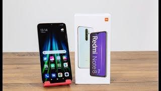 Xiaomi Redmi Note 8 Pro Akıllı Cep Telefon Ürün İnceleme