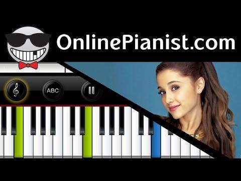 Ariana Grande - One Last Time - Piano Tutorial (Easy Version)