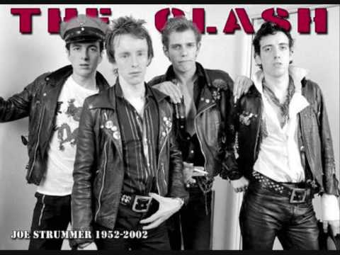 The Clash -Gates of the West (ooh baby ooh early unreleased demo version )