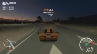 Daily Top Run #11 - Forza Horizon 3 - Coober Pedy Highway Loop, Street Race (Class S1)