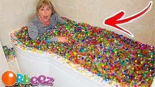 Video *ULTIMATE* ORBEEZ ICE BATH CHALLENGE! 😱 (500000+ ORBEEZ) Orbeez Challenge w/My Mum download MP3, 3GP, MP4, WEBM, AVI, FLV Agustus 2018