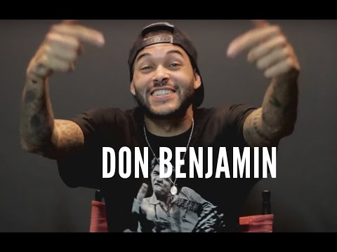 Don Benjamin talks about dating Liane V, making out with Ariana Grande, and his new music