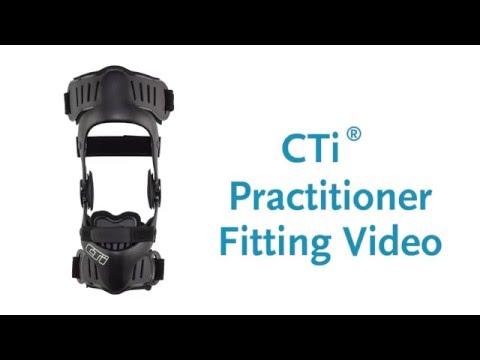 CTi by Össur - Practitioner Fitting
