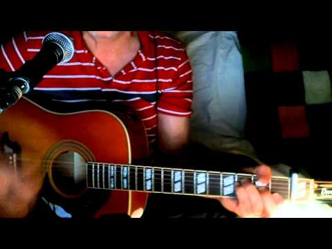 I´m Already There Lonestar Acoustic Cover w/ Epiphone Dove Pro VB
