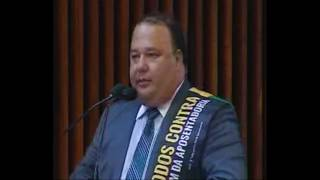 Fala do Presidente Anderson na Assembleia Legislativa do Parana