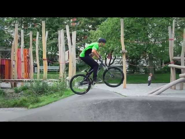 GORILLA Bike - Pumptrack: Pick-Up (21/22) D