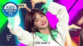 fromis_9 - DKDK (두근두근) [Music Bank / 2018.06.15]
