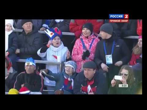 Биатлон. Открытый Кубок России 2014. Мега-масс-старт, мужчины