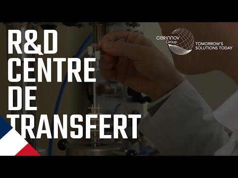R&D - Centre de Transfert de Technologies Céramiques