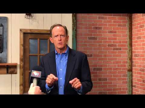Town hall with Sen. Pat Toomey