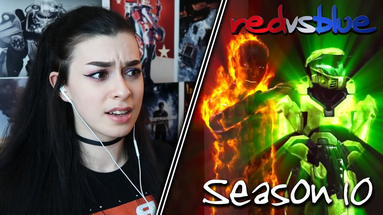 Download SIGMA IS UP TO SOMETHING...   Red vs. Blue Reaction   Season 10   EP 7-12