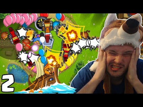 ES KANN NICHT SEIN!!!! || Bloons TD5 || Let's Play Bloons Tower Defense 5