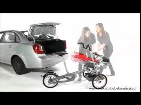 Taga Bikes   Arabaya Kolaylıkla Sıgar