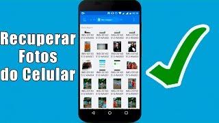 Como recuperar fotos apagadas do celular - TutorialTec