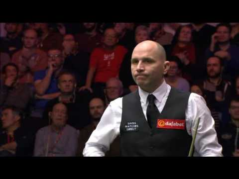 2017 Masters Ronnie O'sullivan V Joe Perry Final 1st Session