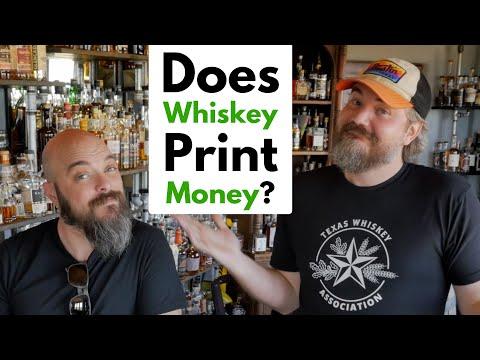 How Whiskey Distilleries Make Money