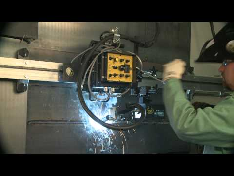 Bug-O Systems: Automated Welding And Cutting With The Modular Drive System