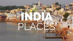 10 Best Places to Visit in India - Travel Video