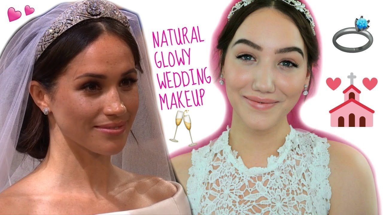 meghan markle wedding makeup recreation natural glowy wedding makeup tutorial makemeupmissa youtube meghan markle wedding makeup recreation natural glowy wedding makeup tutorial makemeupmissa