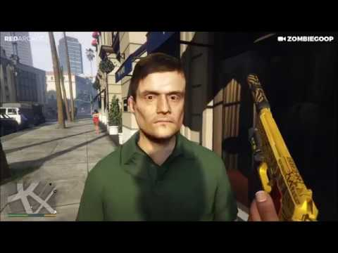 GTA 5 FAILS - #1 (GTA 5 Funny Moments Compilation)