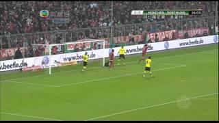 [12/13DFB-Liga-Pokal]拜仁 Bayern Munich 1-0 多蒙特 Dortmund (Cantonese)