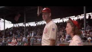 A League of Their Own - Best Scene