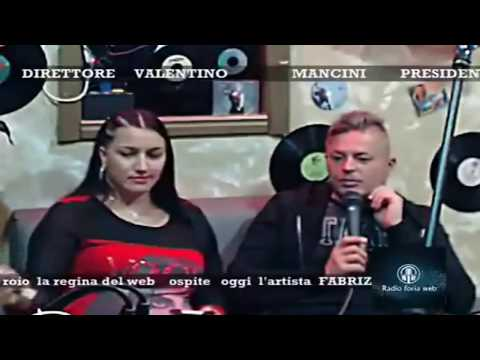 Fabrizio Ferri - Dal Web Alla Radio Con Chiara Neomelodica