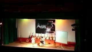 Thu Cạn - ĐH Ngoại Ngữ Huế - Night Of Acoustic 2