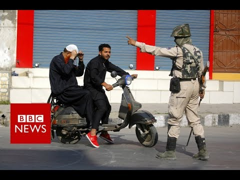 Kashmir conflict:  Why India and Pakistan fight over it - BBC News