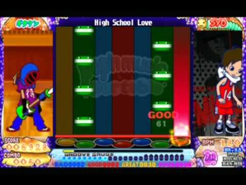 Pop'n Music Portable 7K Hyper(ポップンミュージック) - HIGH SPEED LOVE SONG