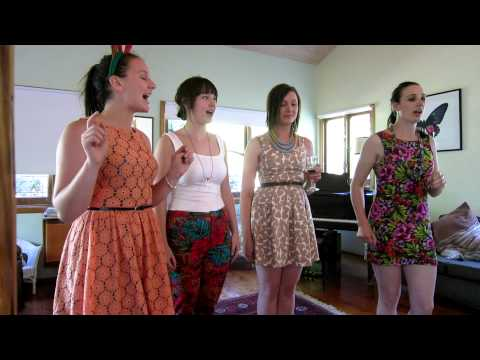 Jingle Bells Michael Buble ft. Puppini Sisters Cover
