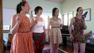 Jingle Bells Michael Buble ft. Puppini Sisters Cover