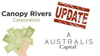 Australis Capital (CSE:AUSA) update. I bough Canopy rivers stock