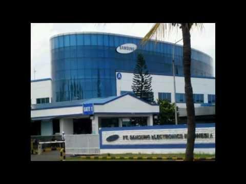 Pabrik Samsung cikarang indonesia 2015