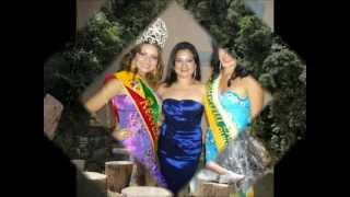 Despedida de Gianella Jumbo Reina de la Provincia de Zamora Chinchipe 2011-2012