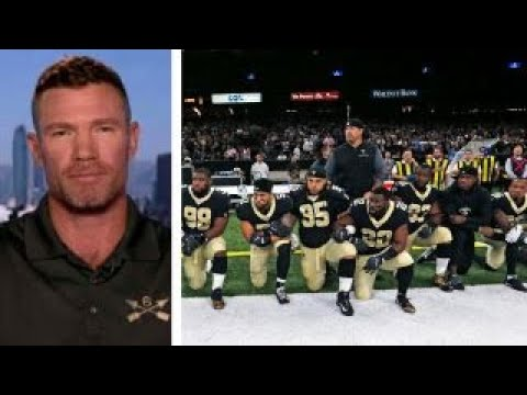 Download Youtube: Former NFL player, vet calls for unity amid anthem protests