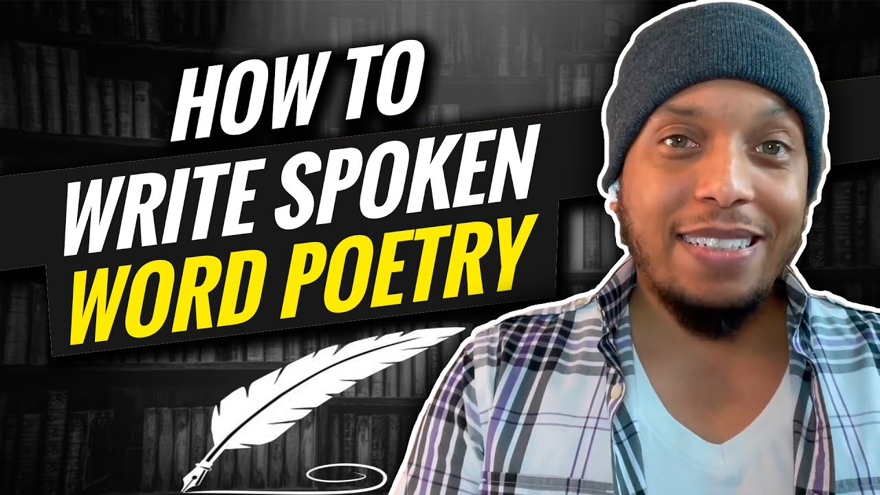 How to Write Spoken Word Poetry 20  Write With me - YouTube