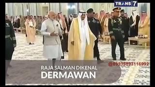 on the spot kekayaan raja arab