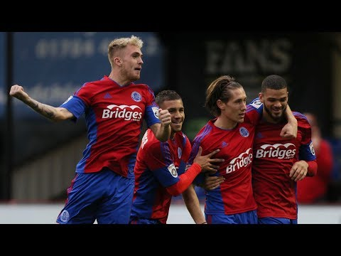 Match Highlights: Aldershot Town v Torquay United - Tuesday 8 August 2017
