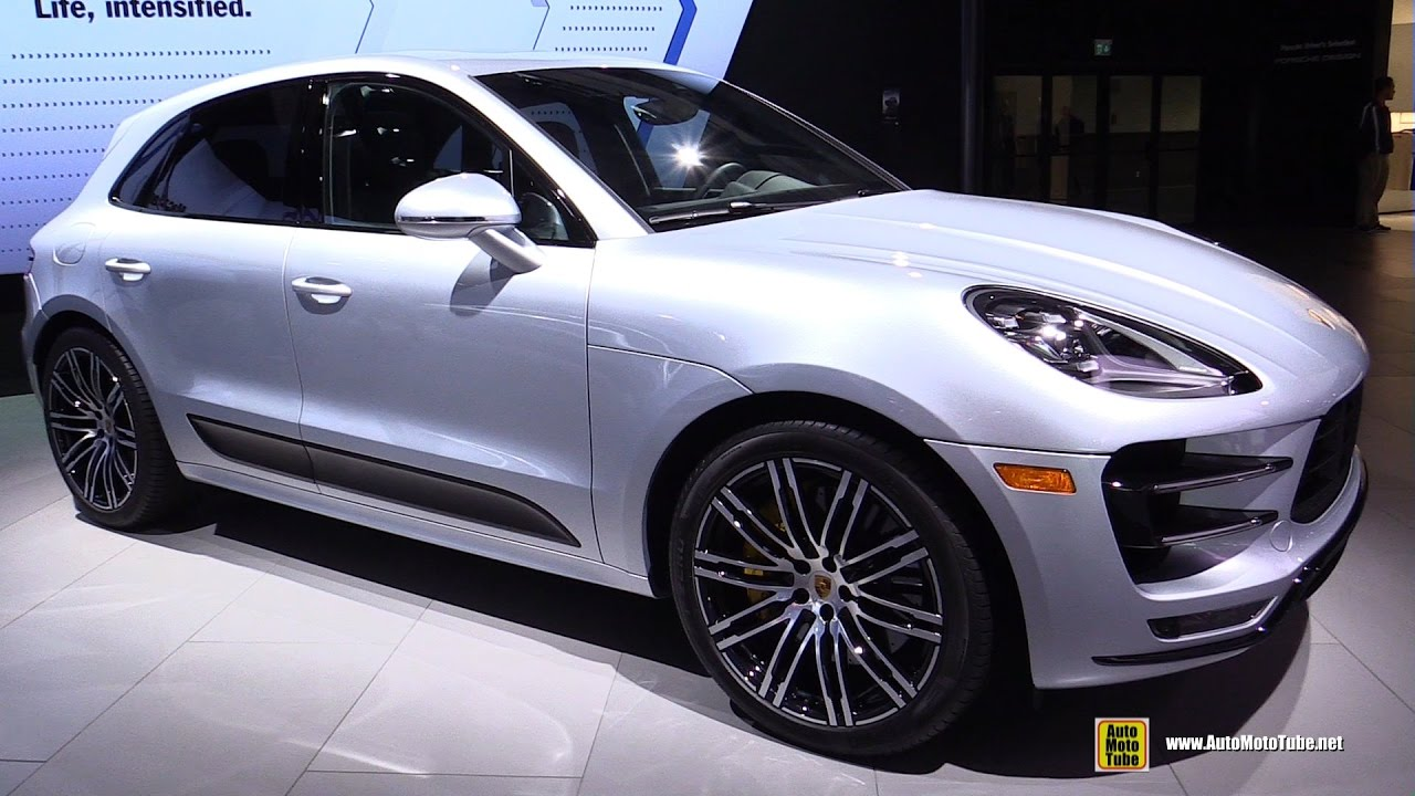 2017 porsche macan turbo performance package exterior and interior walkaround 2016 la auto. Black Bedroom Furniture Sets. Home Design Ideas
